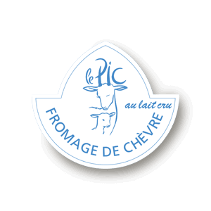 Logo Fromagerie Le Pic - Lait cru
