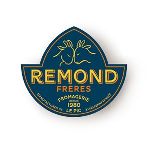 Logo Fromagerie Le Pic - Remond Frères